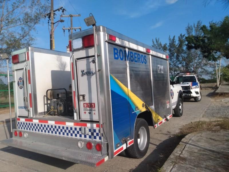 Bomberos requiere dos vehículos para mejorar servicios de emergencia