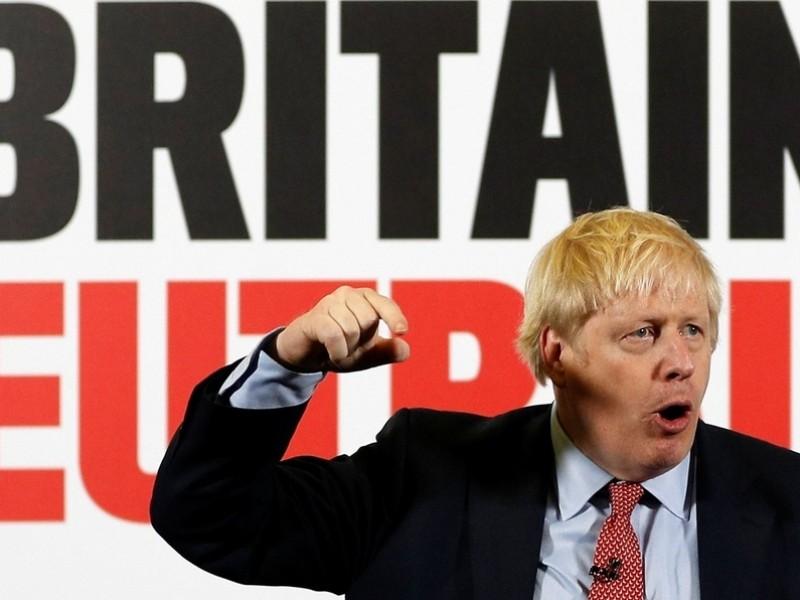 Boris Johnson promete reducir inmigración