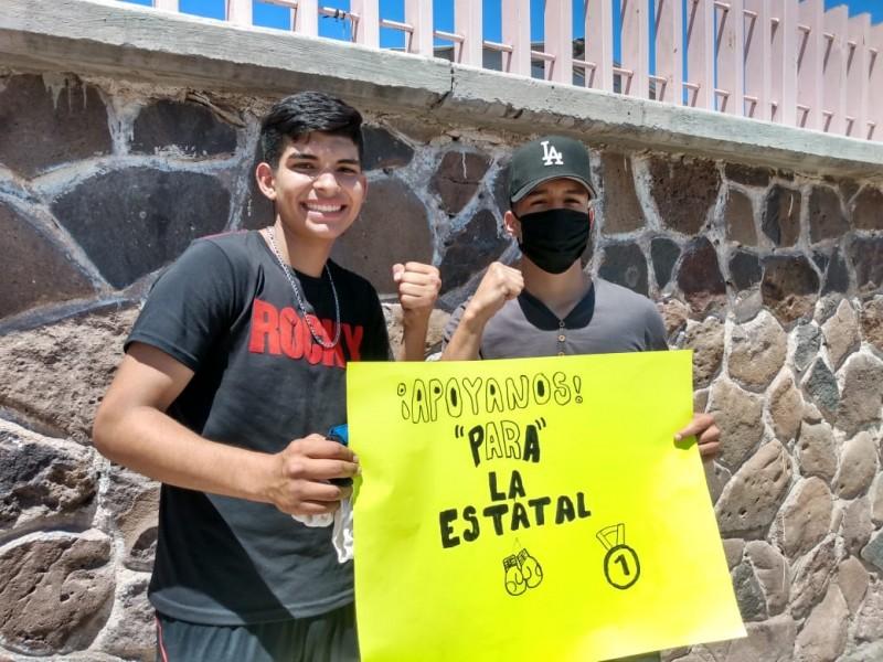 Boxeadores guaymenses solicitan apoyo para acudir a Estatal de Sonora