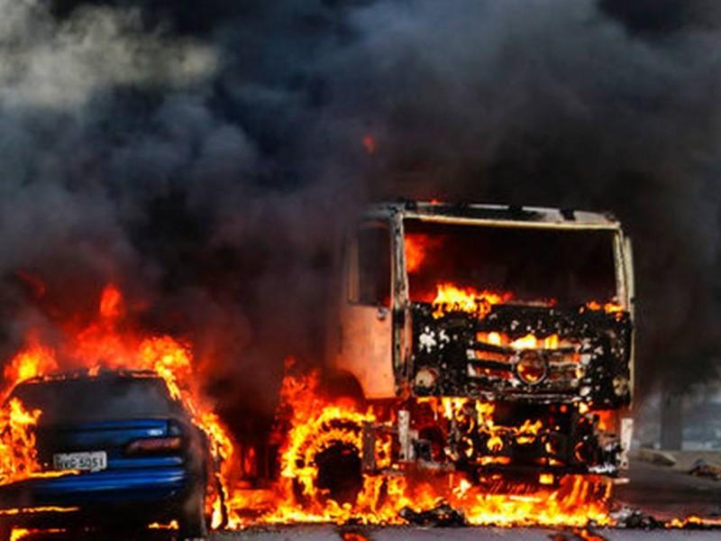 Brasil moviliza militares para controlar ola de violencia