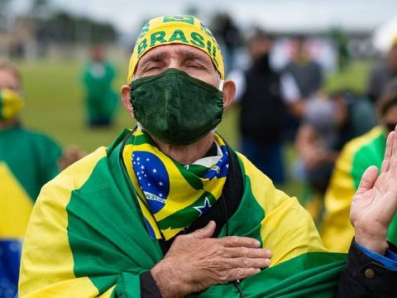 Brasil registra más de 26 mil nuevos contagios Covid-19
