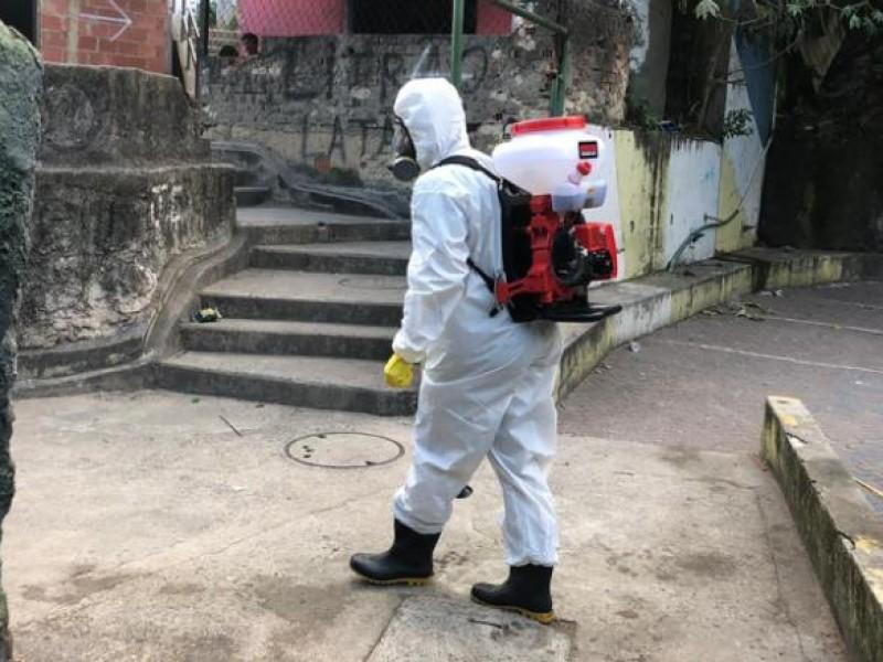 Brasil registra más de 66 mil nuevos contagios Covid-19