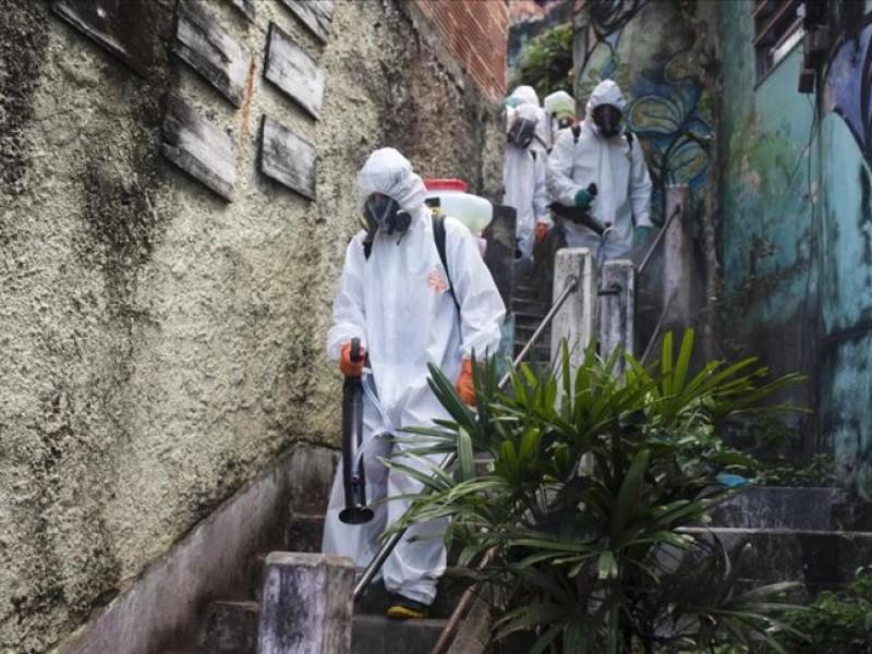 Brasil reporta más de 23 mil contagios en 24 horas