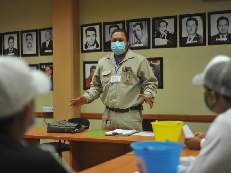 Brigadistas inician labores preventivas y control del dengue en Jacona