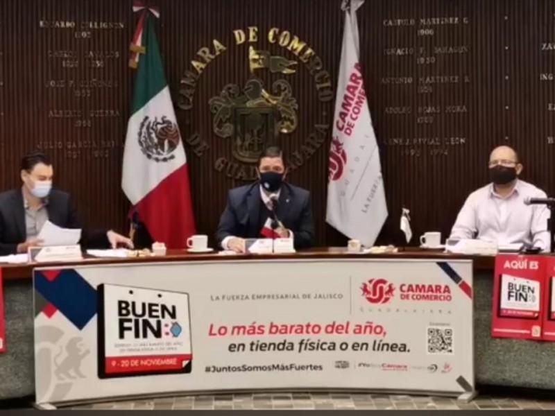 Buen fin reactivó economía en Guadalajara