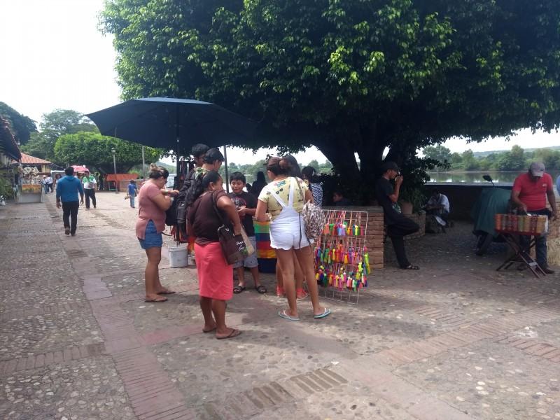 Buena percepción de turistas que visitan Chiapas