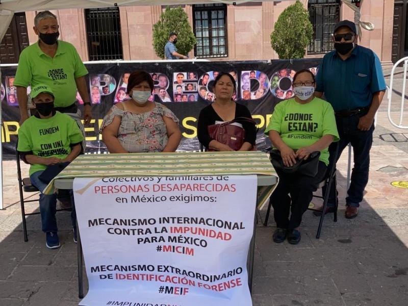 Burocracia: obstáculo para colectivos de búsqueda de desaparecidos