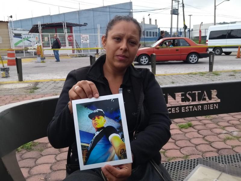 Busca a su hijo desaparecido en su cumpleaños