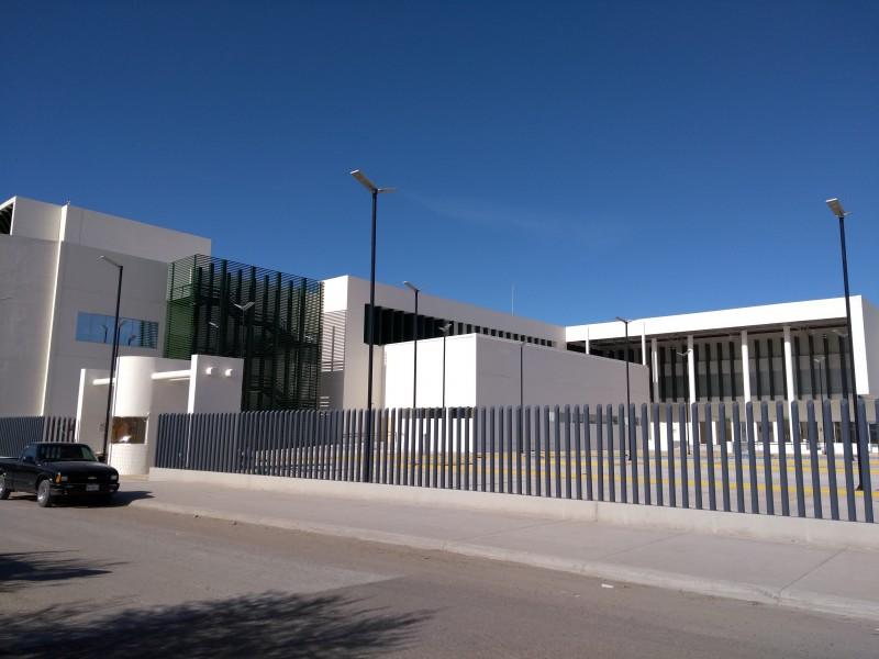 Busca acelerar funcionamiento del nuevo Hospital de GP