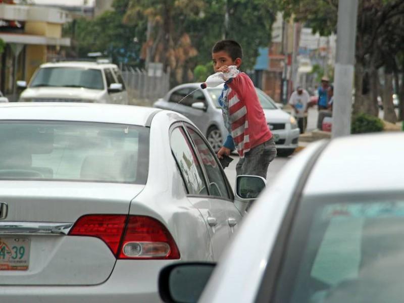 Busca Ayuntamiento evitar trabajo infantil en la capital