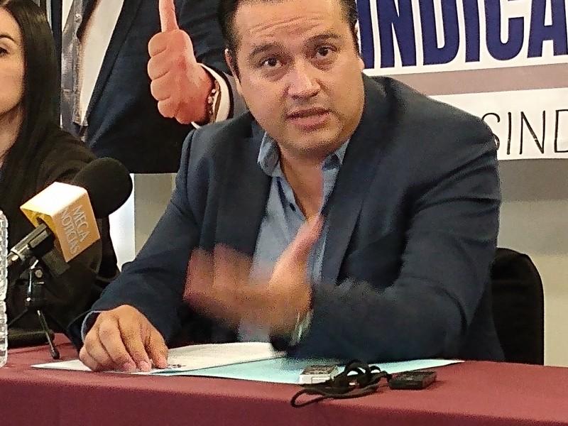 Busca David Pérez un IMSS con valores