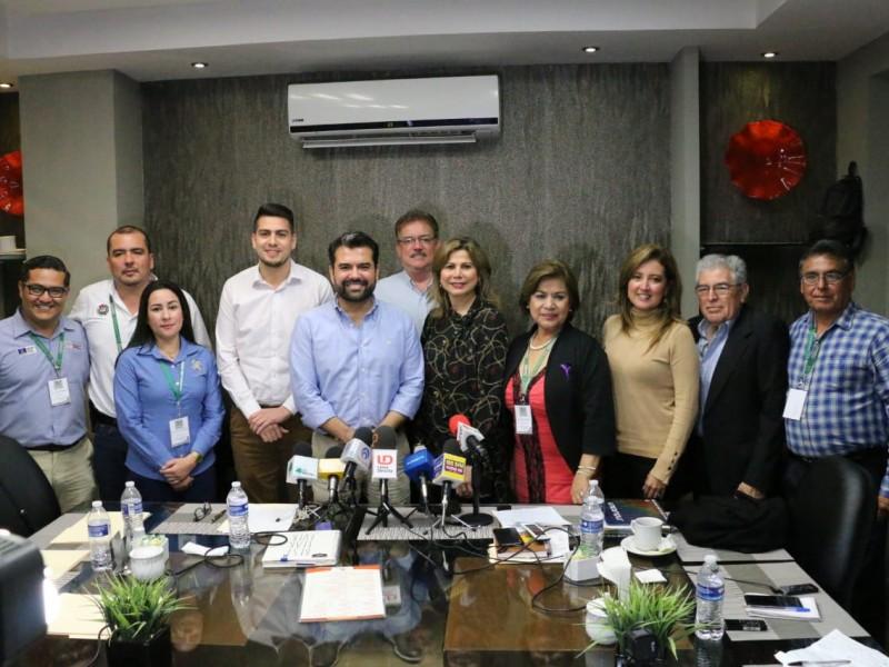 Busca ICATSIN crecer en convenios con sector empresarial