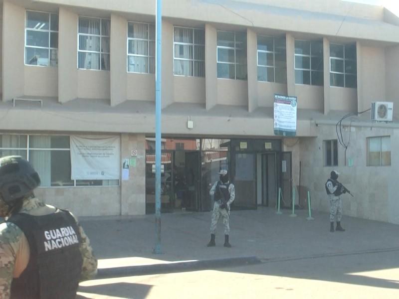Buscan a asaltantes del IMSS en Navojoa