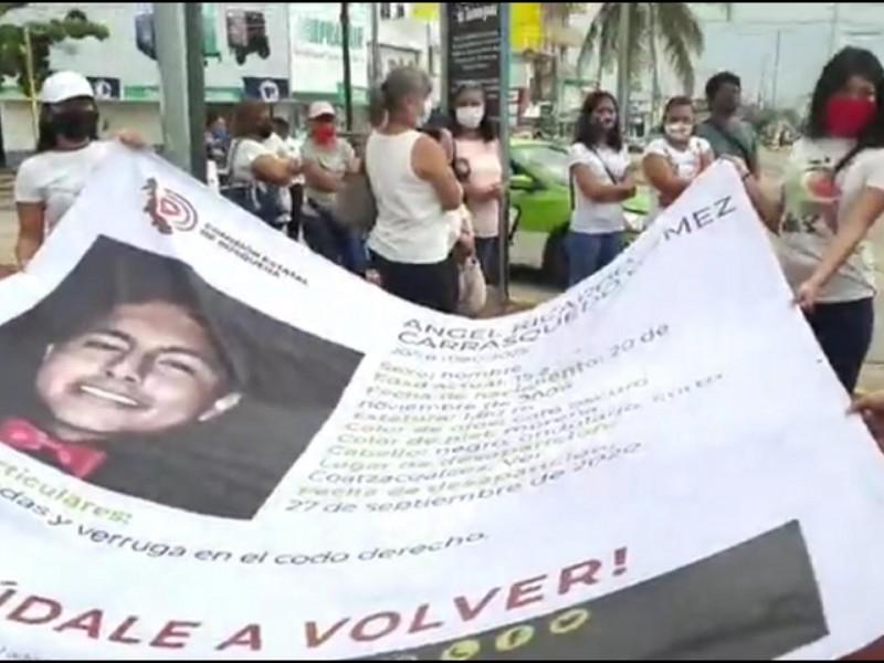 Buscan a menor de edad desaparecido en Coatzacoalcos