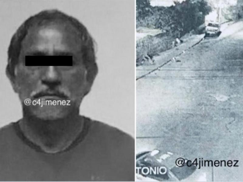 Buscan a violador serial, es taxista