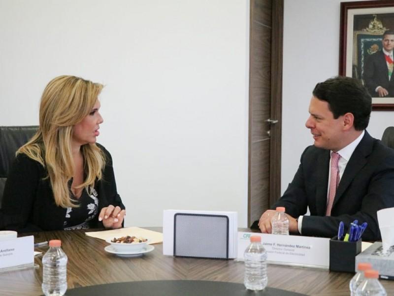 Buscan aumentar subsidio de la CFE para Sonora