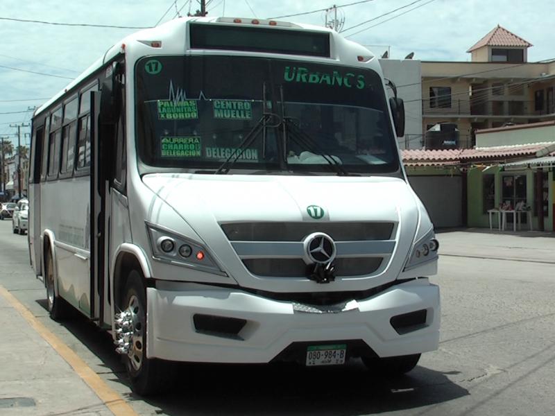 Buscan Aumentar tarifa del transporte este año