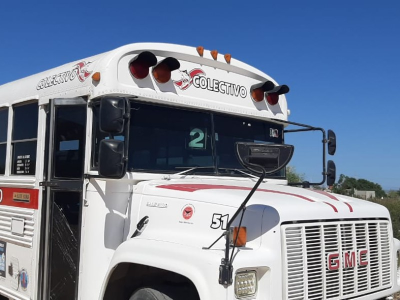 Buscan autorizar más rutas de transporte en SJC