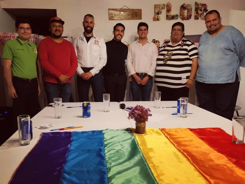 Buscan construir y dar continuidad a la agenda LGBT+