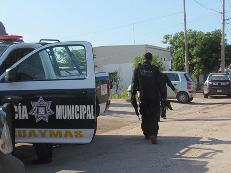 Buscan depurar de colusiones policía de Guaymas