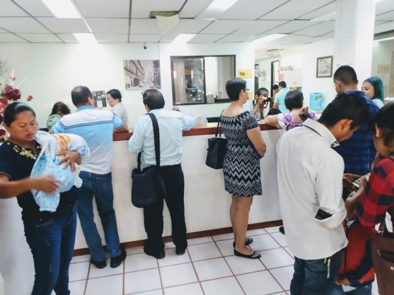 Buscan disminuir incidencia de rectificaciones administrativas