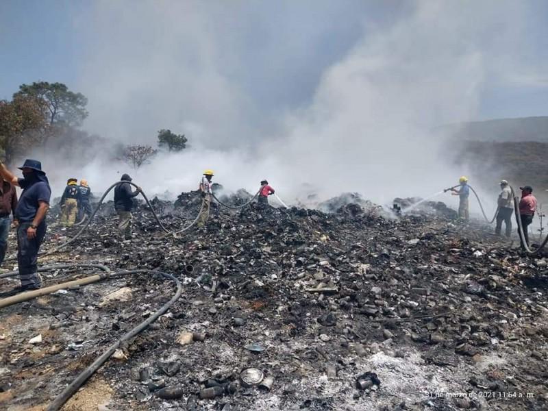 Buscan en San Pedro Lagunillas responsables de incendio: ofrecen recompensa