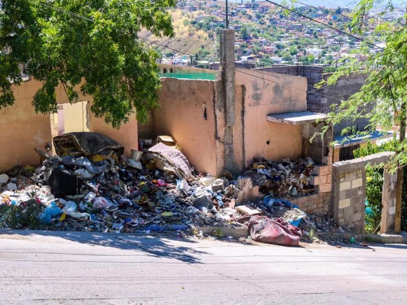 Buscan erradicar basureros clandestinos