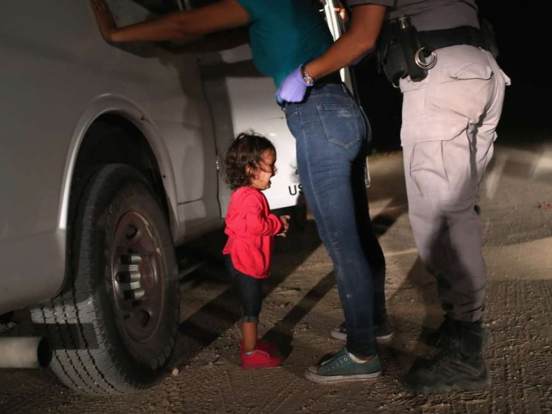 Buscan evitar que EU separe a familias migrantes