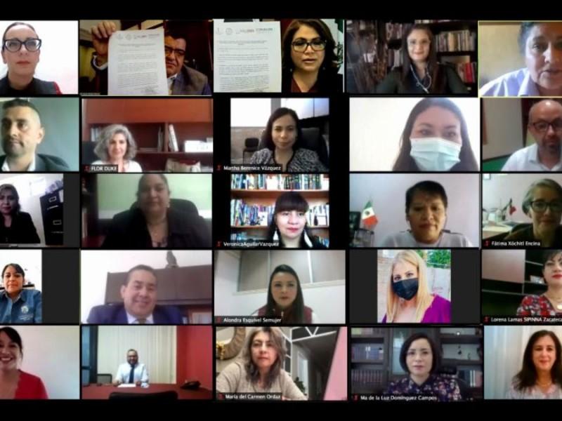 Buscan fortalecer la Alerta de Violencia de Género en Zacatecas
