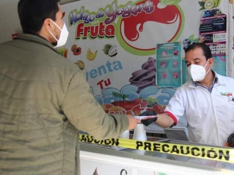 Buscan frenar cierre de negocios afectados por pandemia