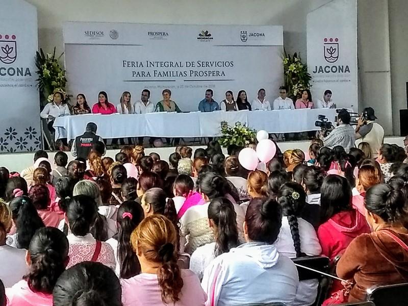 Buscan garantizar salud integral de mujeres jaconenses