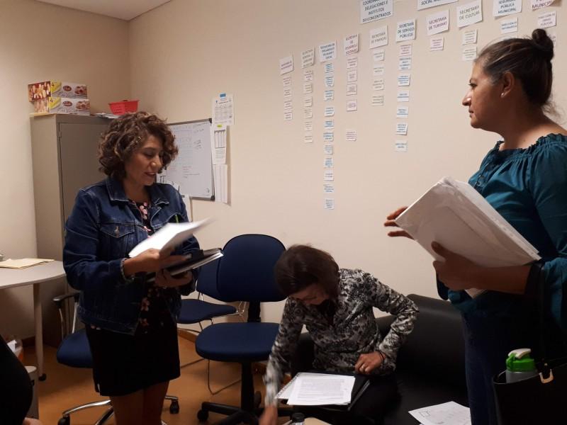 Buscan impartir talleres de transparencia