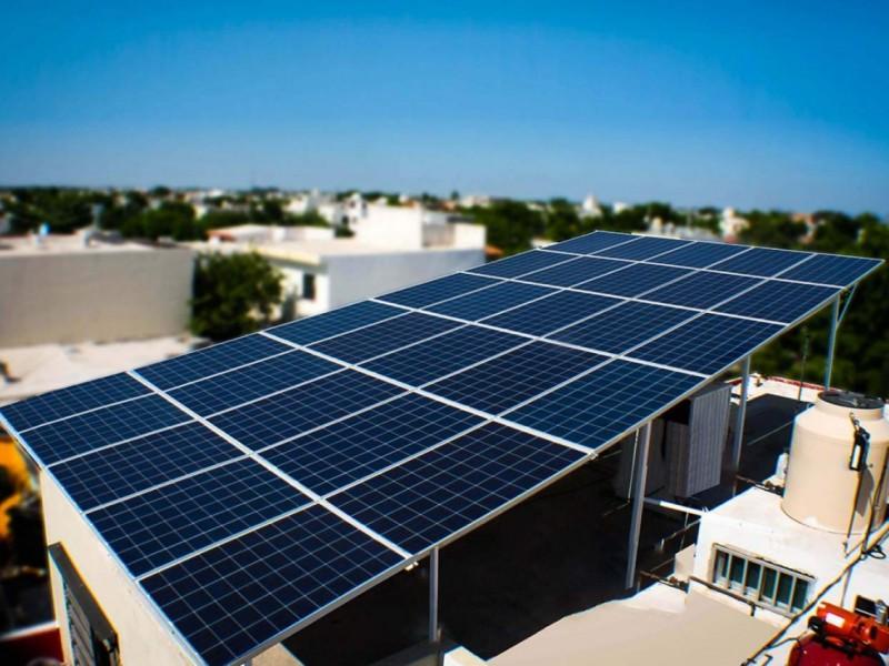 Buscan impulsar el uso de energía solar en el Mayo
