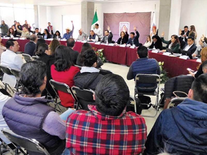 Buscan legalizar cabildo abierto en municipios de Zacatecas