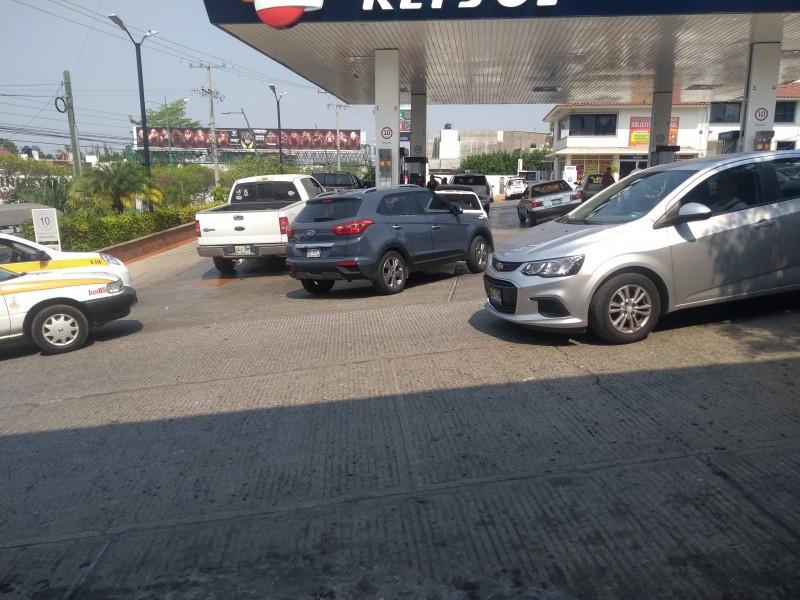 Buscan mejores precios ante incremento de combustibles