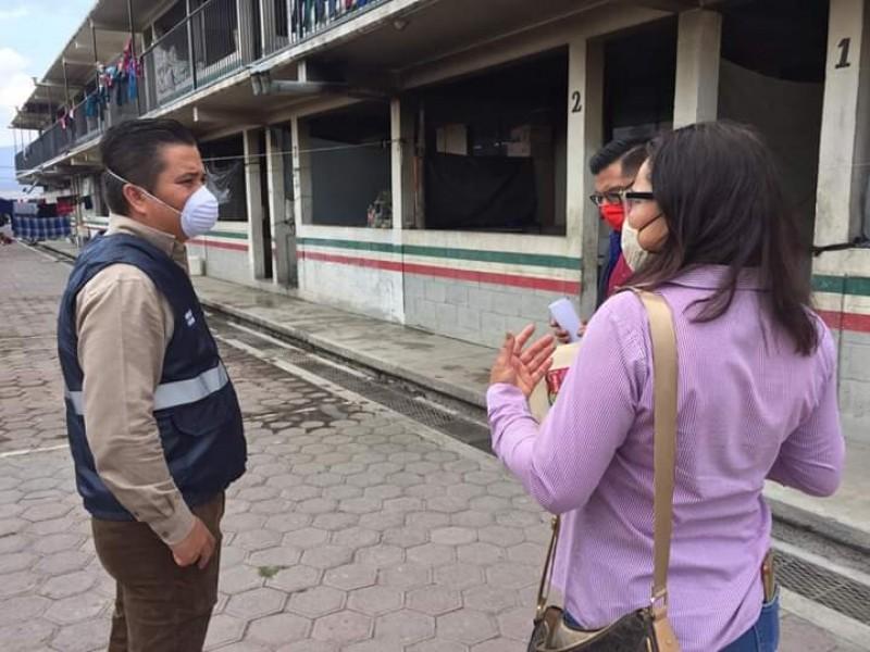 Buscan prevenir casos de COVID-19 en albergues de jornaleros migrantes