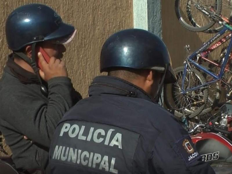 Buscan reforzar fuerza policial en Jacona