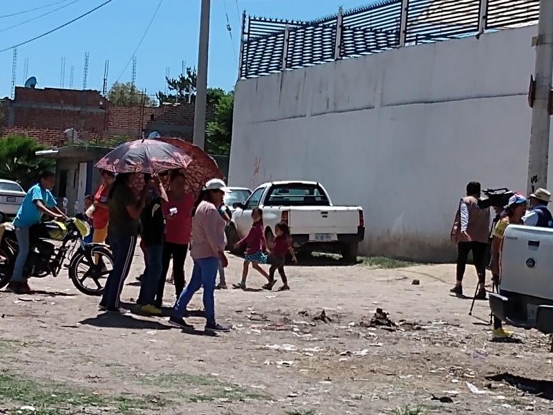 Buscan regularizar San Juan de Abajo