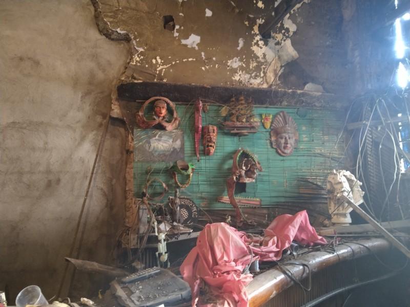 Buscan restaurar La Tavernita edificio histórico de 116 años