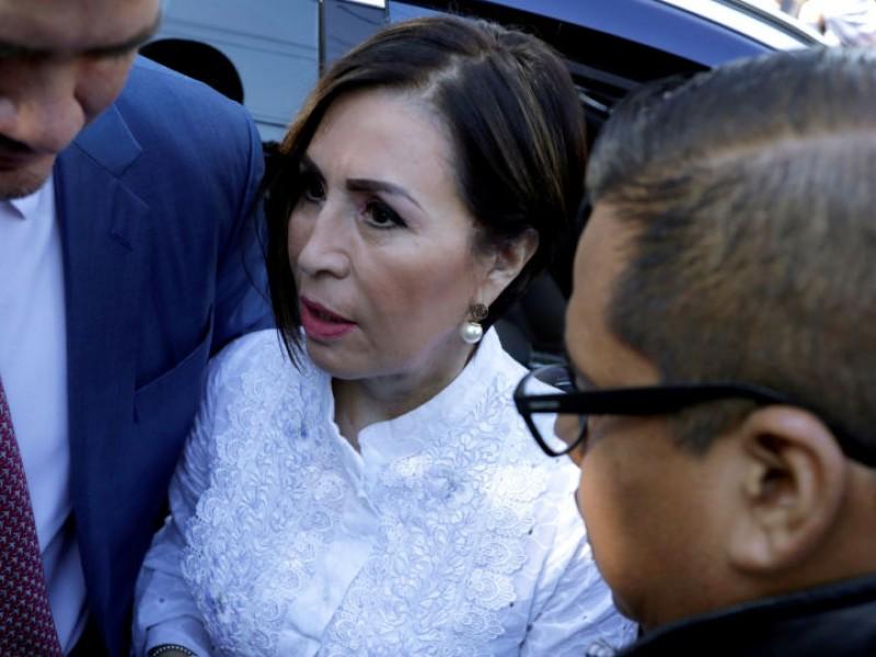 Buscan sacar a Rosario Robles de la cárcel