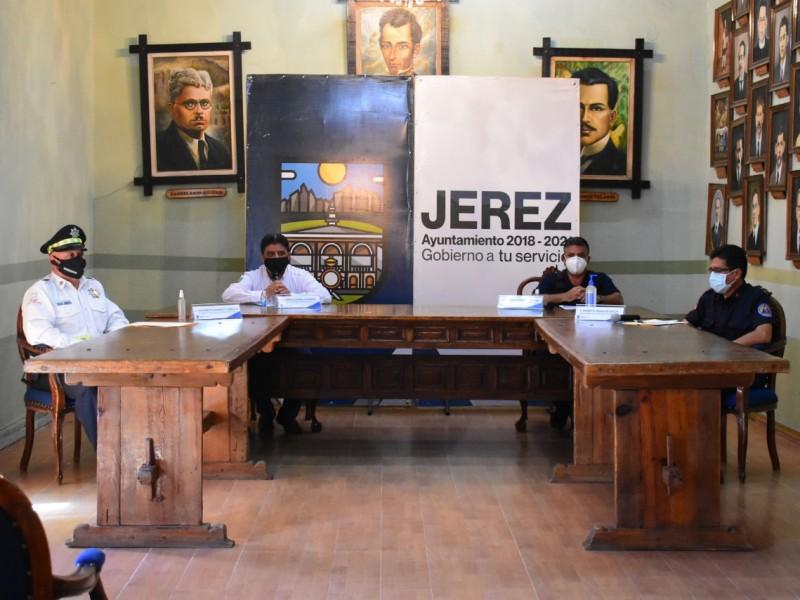 Buscan sancionar a quienes incumplan medidas sanitarias en Jerez