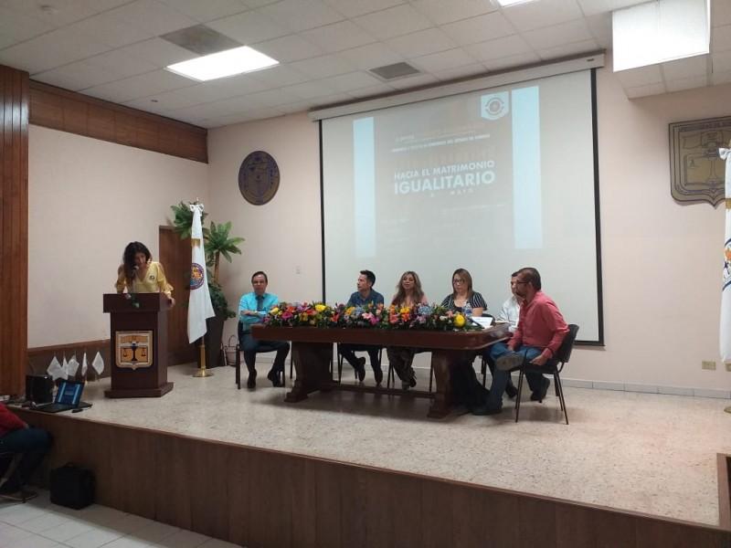 Buscan sumar a Sonora a Matrimonios Igualitarios
