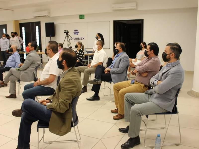 Buscará COPARMEX Nayarit trabajar de la mano con candidatos ganadores