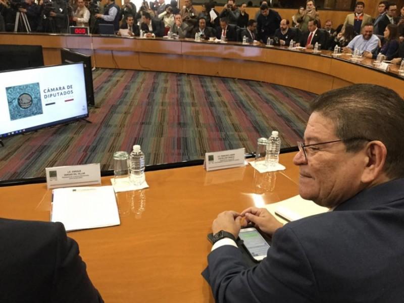 Buscarán alcaldes Plan de Rescate Financiero Municipal