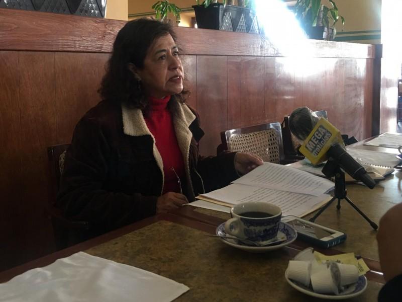 Buscarán conciliación en Morena Zacatecas
