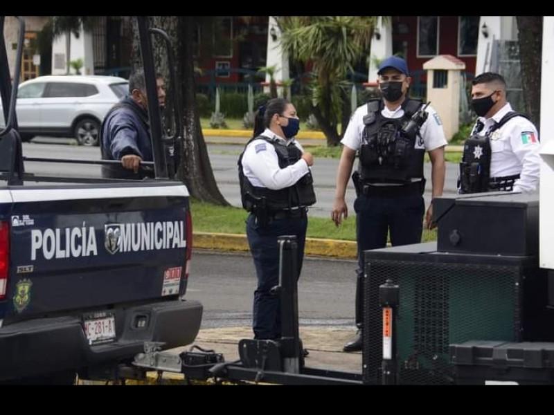 Buscarán reactivar 20 casetas municipales de vigilancia