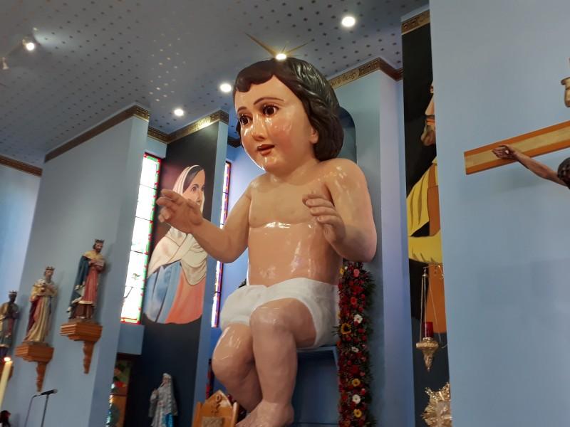 Buscaran Récord Guinness para Niño Dios de Zóquite