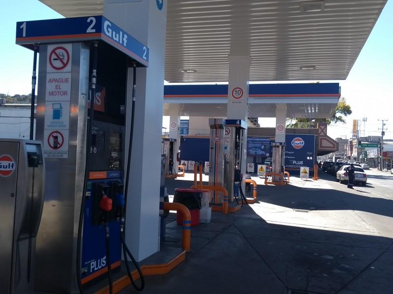 Incertidumbre por estímulo fiscal a gasolineras