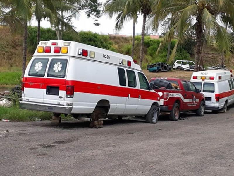 Cabildo expone la falta de ambulancias en BadeBa