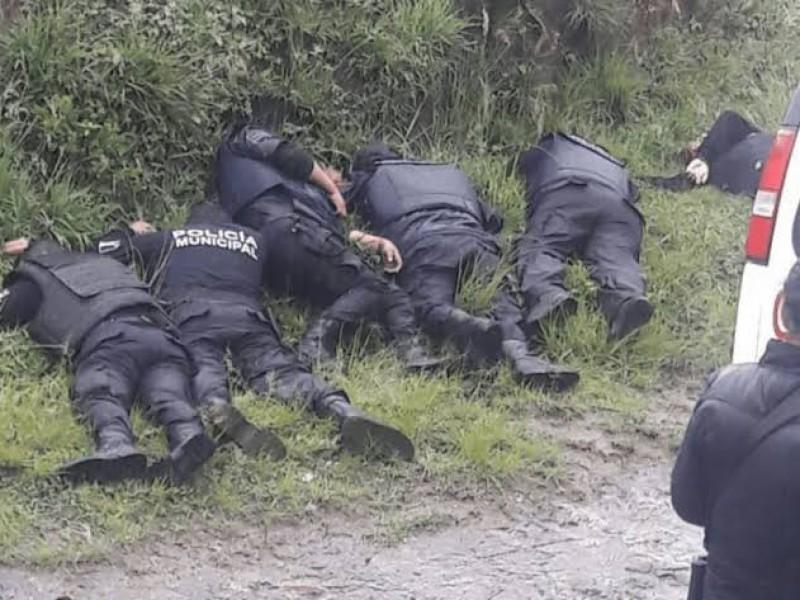 Cada 24 horas un policía es asesinado en Guanajuato